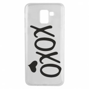 Phone case for Samsung J6 Xo-Xo