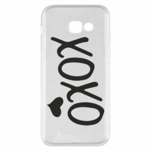 Phone case for Samsung A5 2017 Xo-Xo