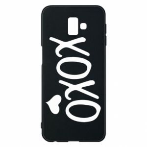 Phone case for Samsung J6 Plus 2018 Xo-Xo