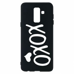 Phone case for Samsung A6+ 2018 Xo-Xo
