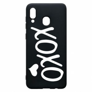 Phone case for Samsung A30 Xo-Xo