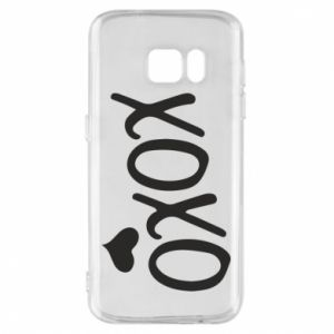 Phone case for Samsung S7 Xo-Xo