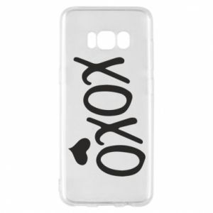 Phone case for Samsung S8 Xo-Xo