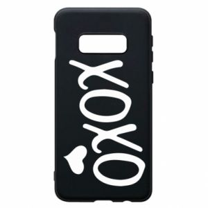 Phone case for Samsung S10e Xo-Xo