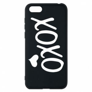 Phone case for Huawei Y5 2018 Xo-Xo