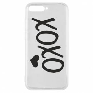 Phone case for Huawei Y6 2018 Xo-Xo