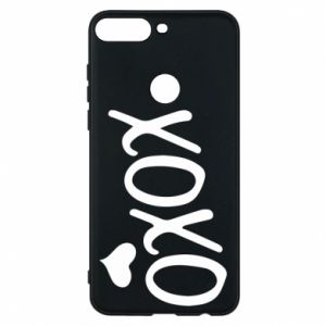 Phone case for Huawei Y7 Prime 2018 Xo-Xo