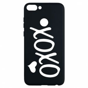 Phone case for Huawei P Smart Xo-Xo