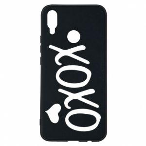 Huawei P Smart Plus Case Xo-Xo