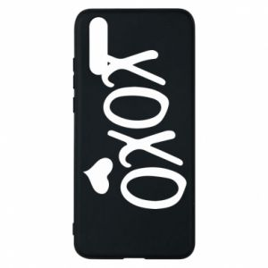 Phone case for Huawei P20 Xo-Xo