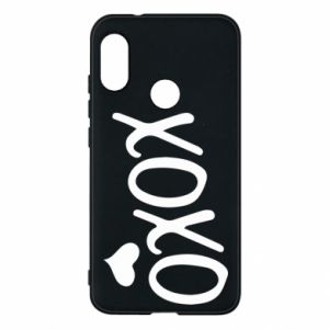 Phone case for Mi A2 Lite Xo-Xo
