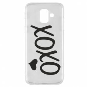 Phone case for Samsung A6 2018 Xo-Xo