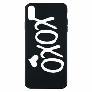 Phone case for iPhone Xs Max Xo-Xo