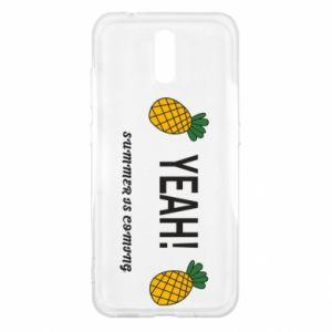 Etui na Nokia 2.3 Yeah summer is coming pineapple