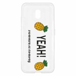 Etui na Nokia 2.2 Yeah summer is coming pineapple
