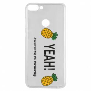 Etui na Huawei P Smart Yeah summer is coming pineapple