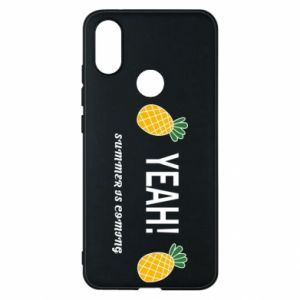 Etui na Xiaomi Mi A2 Yeah summer is coming pineapple
