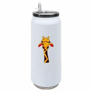 Puszka termiczna Yellow giraffe