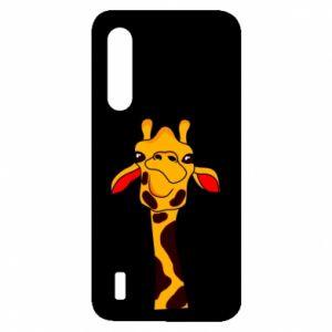 Etui na Xiaomi Mi9 Lite Yellow giraffe