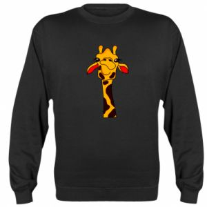 Sweatshirt Yellow giraffe