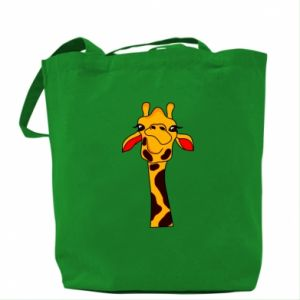 Bag Yellow giraffe