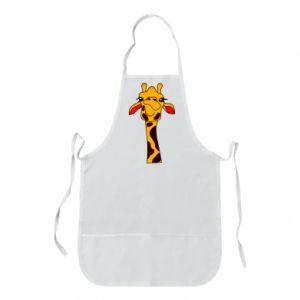 Fartuch Yellow giraffe - PrintSalon