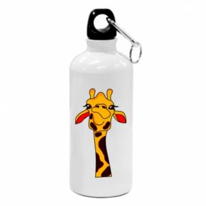 Bidon turystyczny Yellow giraffe