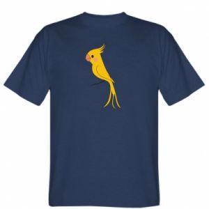 Koszulka męska Yellow parrot