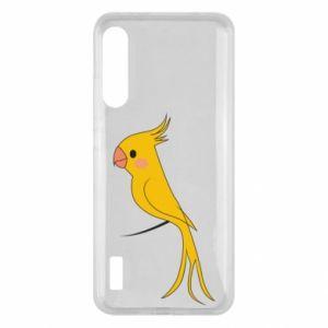 Etui na Xiaomi Mi A3 Yellow parrot