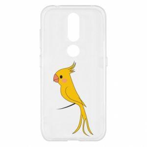 Etui na Nokia 4.2 Yellow parrot