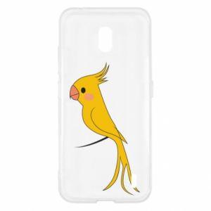 Etui na Nokia 2.2 Yellow parrot