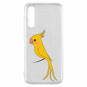 Etui na Huawei P20 Pro Yellow parrot