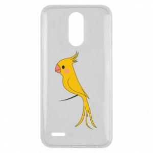 Etui na Lg K10 2017 Yellow parrot