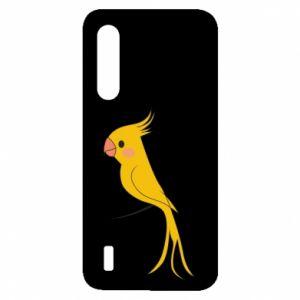 Etui na Xiaomi Mi9 Lite Yellow parrot