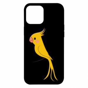Etui na iPhone 12 Pro Max Yellow parrot