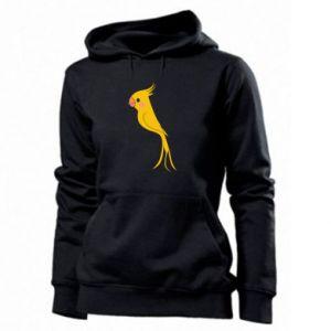 Bluza damska Yellow parrot