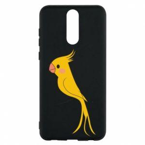 Etui na Huawei Mate 10 Lite Yellow parrot