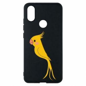 Etui na Xiaomi Mi A2 Yellow parrot
