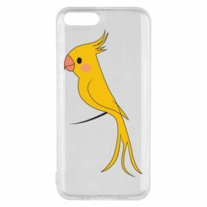 Etui na Xiaomi Mi6 Yellow parrot