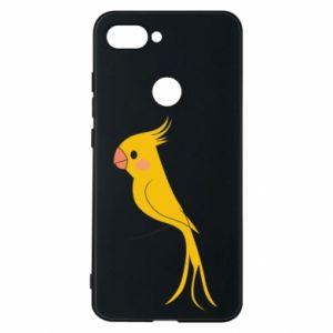 Etui na Xiaomi Mi8 Lite Yellow parrot