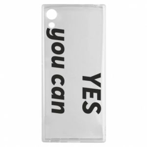Etui na Sony Xperia XA1 YES you can