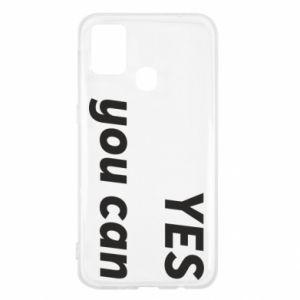Etui na Samsung M31 YES you can