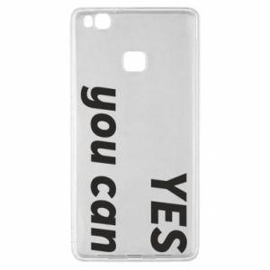 Etui na Huawei P9 Lite YES you can