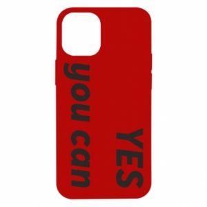 Etui na iPhone 12 Mini YES you can