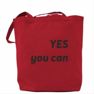 Bag YES you can