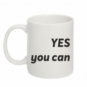 Kubek 330ml YES you can