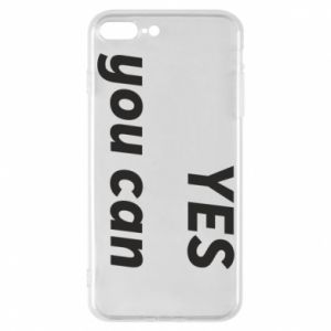 Phone case for iPhone 7 Plus YES you can