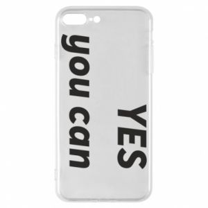 Phone case for iPhone 8 Plus YES you can