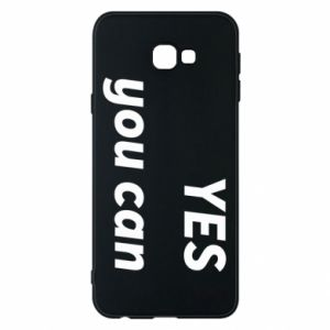 Phone case for Samsung J4 Plus 2018 YES you can