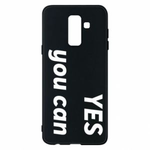 Phone case for Samsung A6+ 2018 YES you can